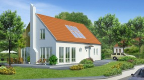 Scandinavian House Plans timber framed homes - self build from scandinavian homes