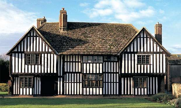 A Potted History Of Timber Frame Houses In The Uk